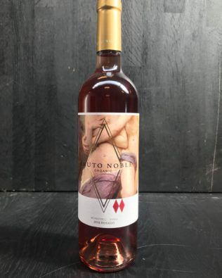 Økologisk rosevin