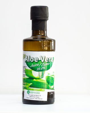 Økologisk Aloe Vera juice