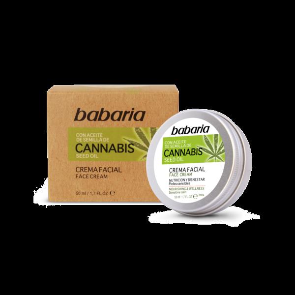 ansigtscreme med cannabisolie vegansk