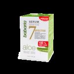 Babaria ansigtsserum med 7 effekter med aloe vera – 50 ml