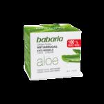 Babaria antirynkecreme med Aloe Vera – 50 ml