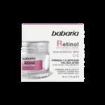Babaria Retinol antirynkecreme – 50 ml
