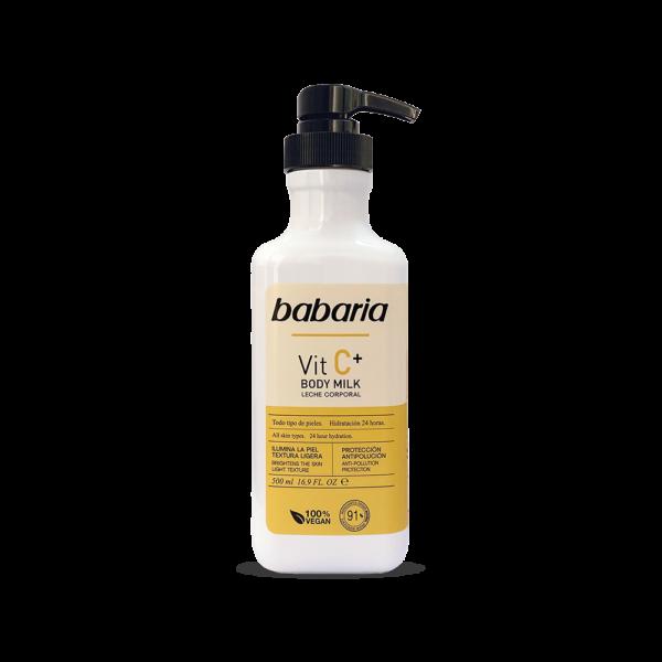 body milk vit c babaria 1