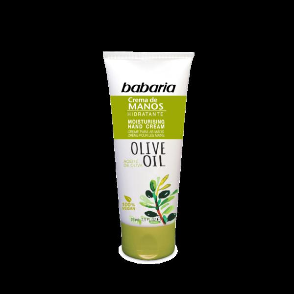 Babaria håndcreme med oliven olie
