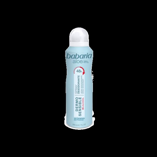 dedorant til folsom hud babaria