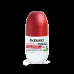 Babaria roll-on deo med aloe vera til atopisk hud – 50 ml