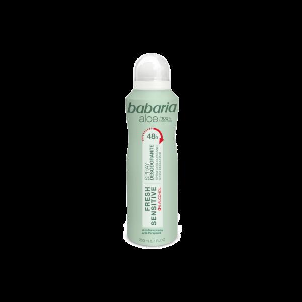 deodorant til folsom hud frisk babaria