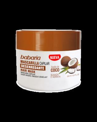 Babaria Hårkur med kokosolie – 200 ml