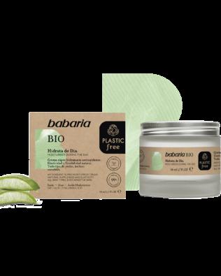 Babaria Bio hydrerende dagscreme – 50 ml