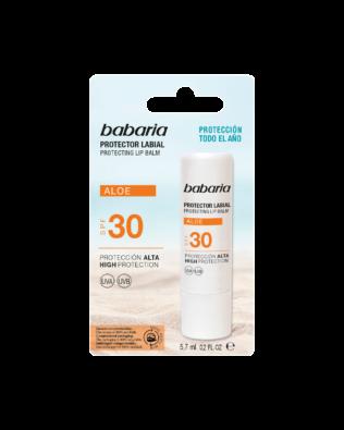 Babaria læbepomade med SPF 30 – 5,7 ml