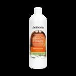 Babaria Shampoo med tetræsolie og eddike – 400ml