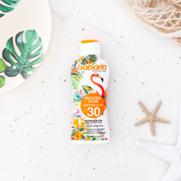 sollotion spf 30 tropical babaria 2