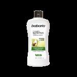 Babaria nærende shampoo med aloe vera og arganolie – 400 ml