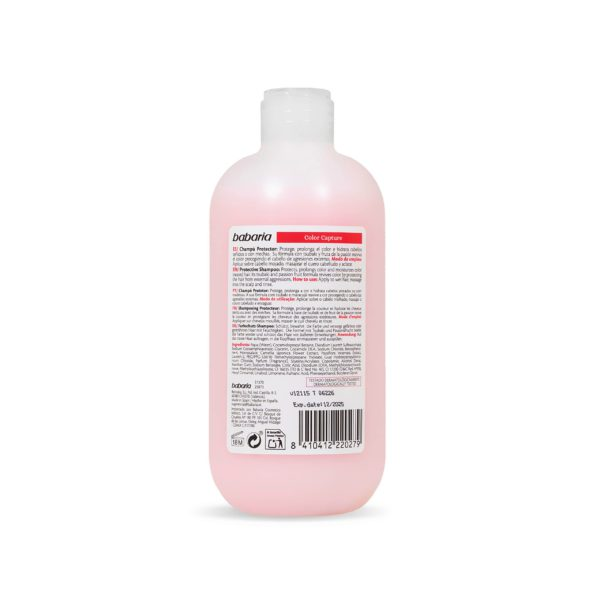 vegansk shampoo til farvet haar babaria
