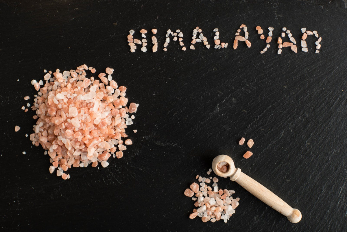 5 fordele ved en Himalaya saltpibe