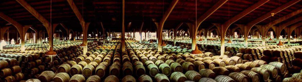 sherry vinagre på fade sherryeddike sherry vinaigre vinagre de Jerez