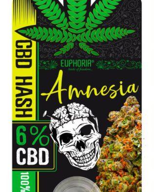 CBD Hash Amnesia 1g – 6% CBD