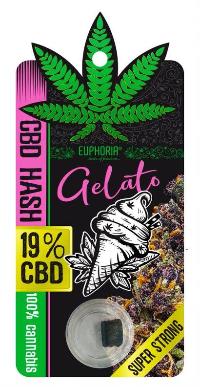 cbd hash gelato cannabis