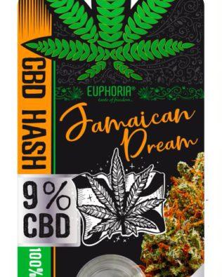 CBD Hash Jamaican Dream 1g – 9% CBD