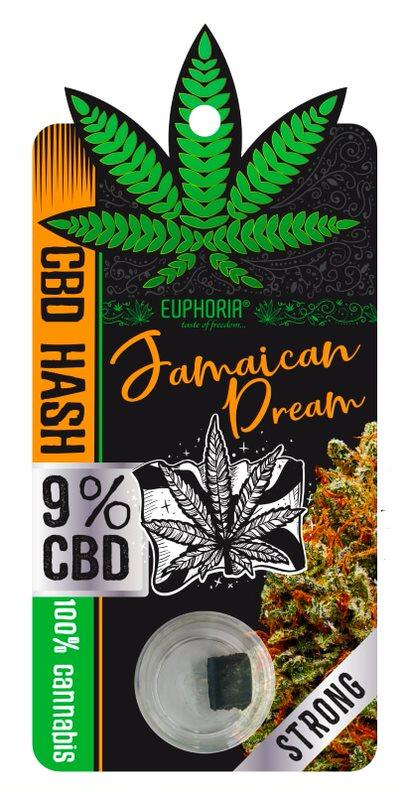 cbd hash jamaican dream cannabis
