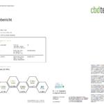 Økologisk CBD Olie MCT 5% – 10 ml