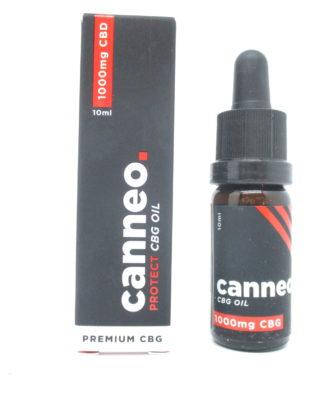 Canneo 10% CBG olie – 10 ml