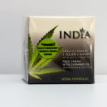 India ansigtscreme med cannabisolie – dag/natcreme