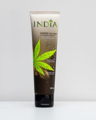 Beskyttende, regenererende håndcreme med cannabisolie
