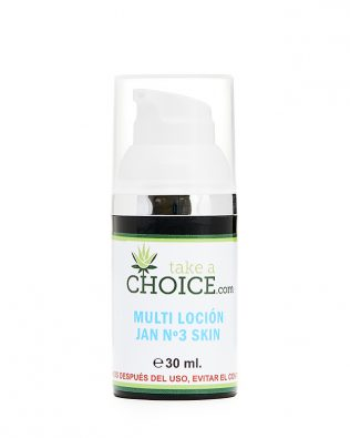 Jans Multilotion no3 mod hudproblemer – 30ml