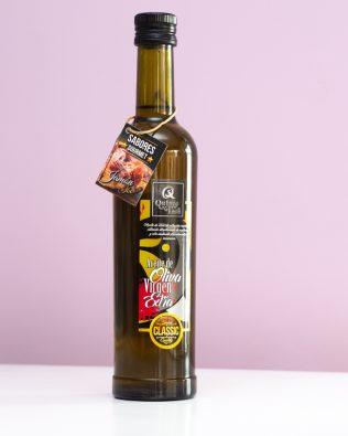 Extra jomfru olivenolie med Jamon smag
