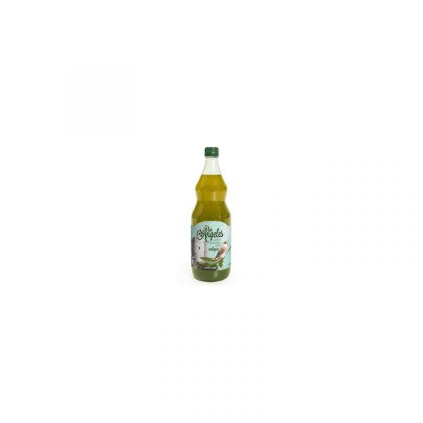 caja de 12 botellas vidrio de 1 litro los angeles sin filtrar coupage ecologico