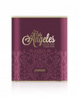 LOS ANGELES Premium Koldpresset Ekstra Jomfru Olivenolie 2,5 L