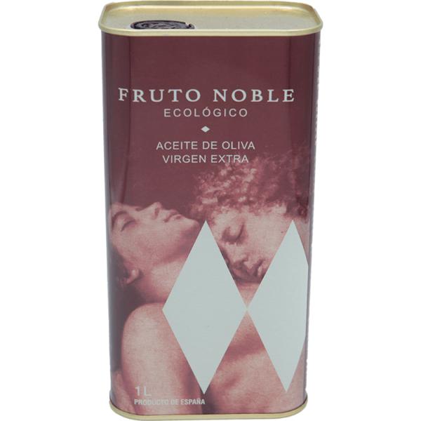 økologisk olivenolie fruto noble ekstra jomfru spanien