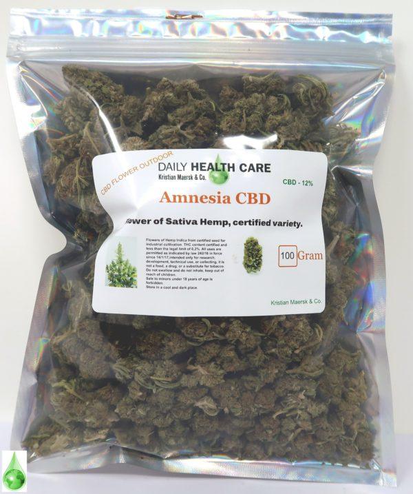 Amnesia cbd 100 gram