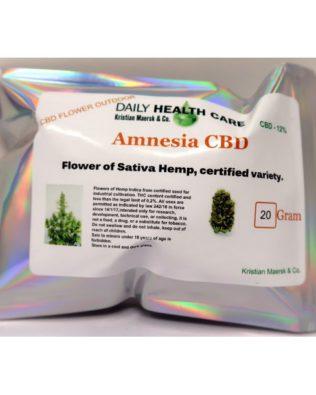 Amnesia CBD 12% 20 gram