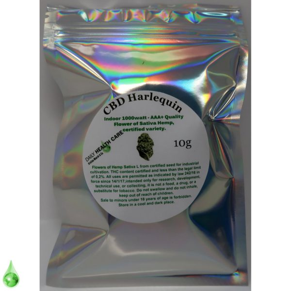 CBD Harlequin 10 gram