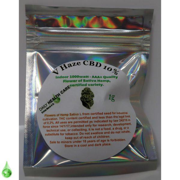 V Haze CBD 1 gram