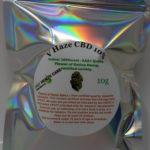 CBD V Haze Topskud  AAA+ kvalitet – 10g