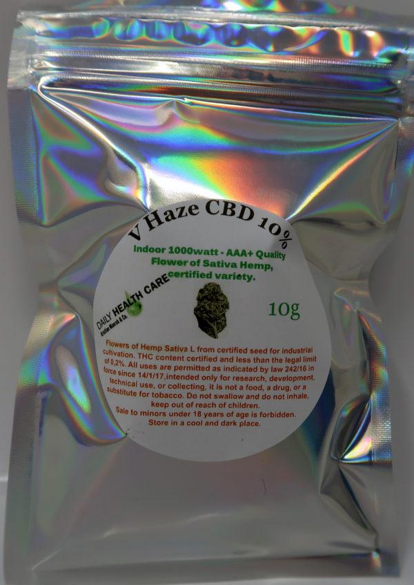 V Haze CBD 10 gram