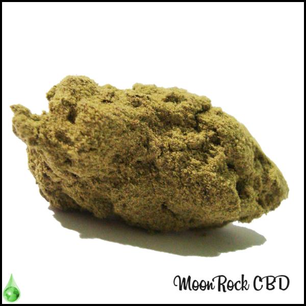 CBD topskud moonrock