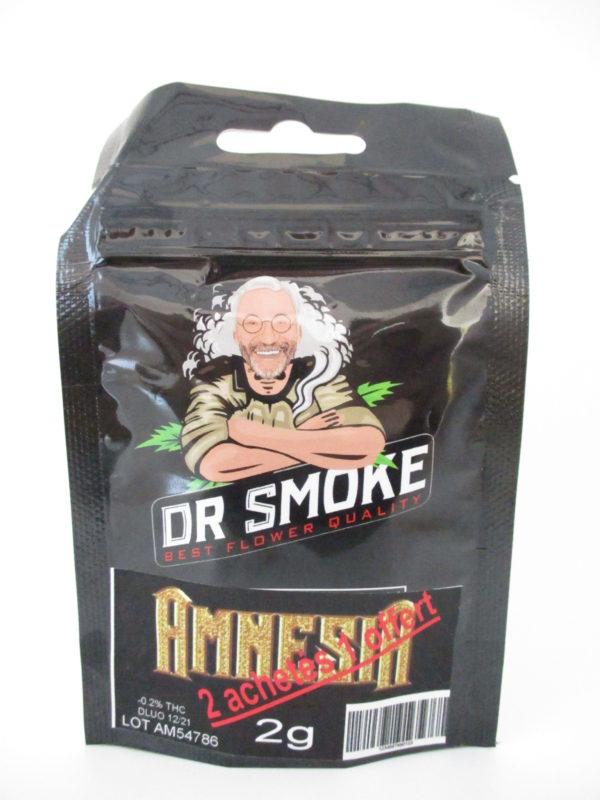 dr smoke amnesia cbd topskud danmark