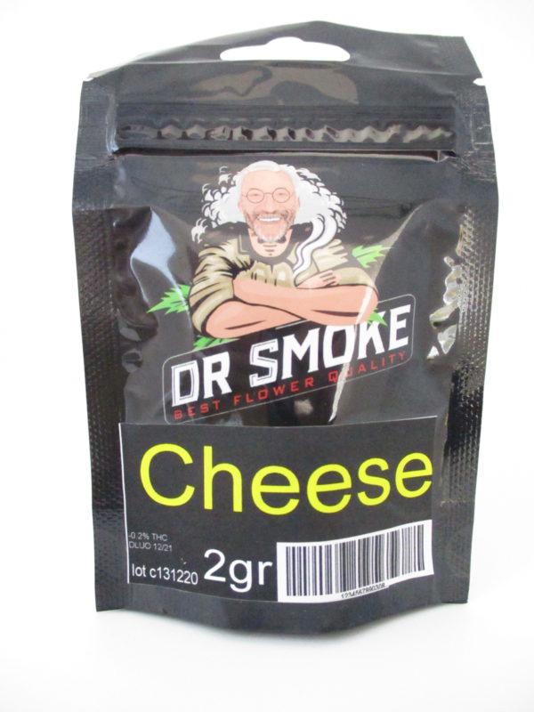 dr smoke cheese cbd topskud priser
