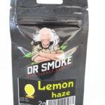 Dr Smoke Lemon Haze CBD topskud 2g