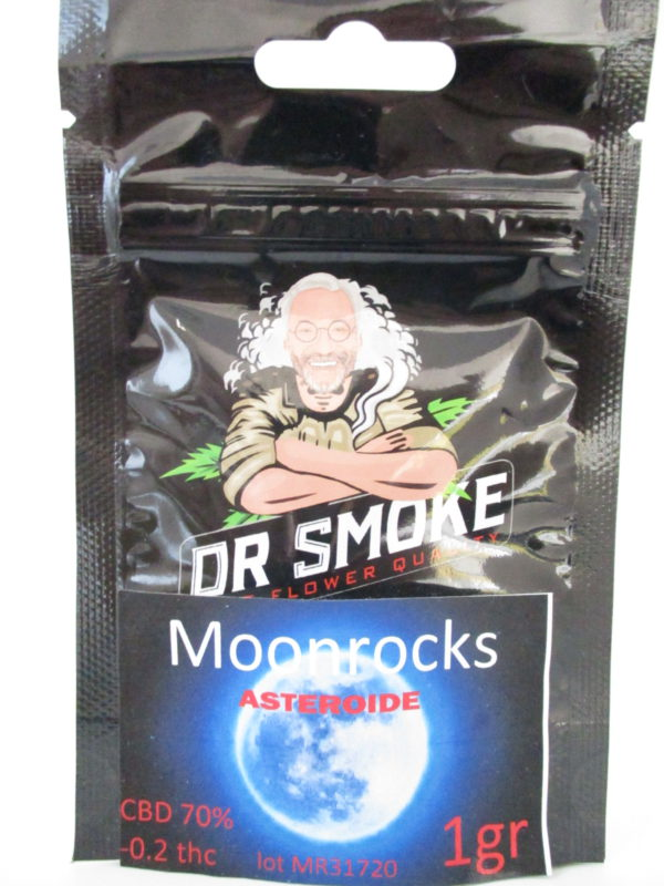 dr smoke moonrock cbd topskud