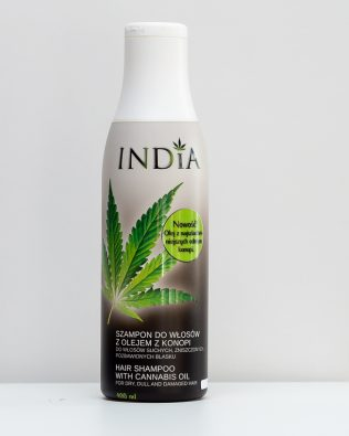 Shampoo med cannabisolie