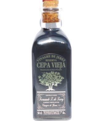 Sherry vinaigre – Vinaigre de Jerez Cepa Vieja 500 ml